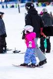 Ski resort Stock Photography