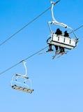 Ski resort in Bukovel, Ukraine Stock Photos