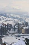 Ski resort Bukovel Stock Photo