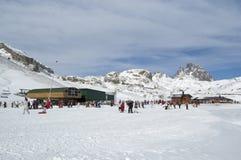 Ski resort of Formigal (Huesca, Spain) Stock Photos