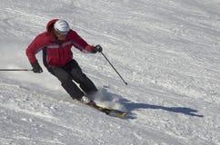 Ski resort France Espace Killy Royalty Free Stock Photos