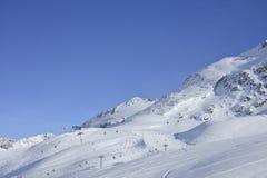 Ski resort  Hohrgurgl. Austria Stock Photos