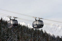 Ski Resort Jasna, Slovakia Royalty Free Stock Image