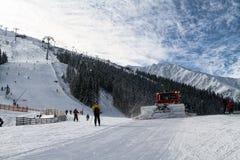 Ski resort Jasna Slovakia Europe Royalty Free Stock Images