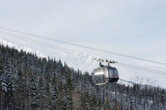 Ski Resort Jasna Slovakien Arkivfoto