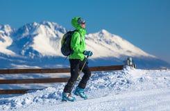 Ski Resort Jasna, Slowakije Stock Foto