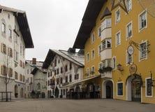 Ski resort of Kitzbuehel Stock Image