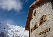 Ski resort Madonna di Campiglio. Italy Stock Images