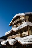 Ski resort Madonna di Campiglio. Italy Royalty Free Stock Photo