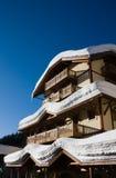 Ski resort Madonna di Campiglio Royalty Free Stock Photo