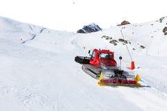 Ski resort maintenance Royalty Free Stock Photography