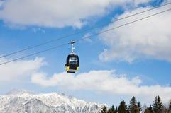 Ski resort  Schladming . Austria Stock Photo