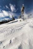 Ski resort Sun valley. Stock Image