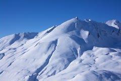 Ski resort winter view Stock Photography