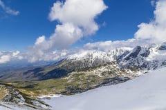 Ski Resort in Zakopane Stock Images