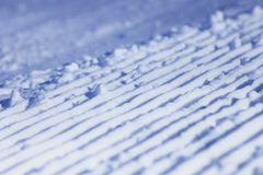 Ski run Stock Photography