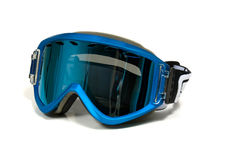 Ski-Schutzbrillen Stockbild