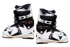 Ski shoe Royalty Free Stock Image