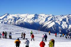 Free Ski Slope Royalty Free Stock Photo - 6588015