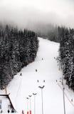 Ski slope Stock Photos