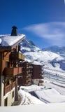 Ski Slopes Stockbilder
