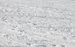Ski snow background Stock Image
