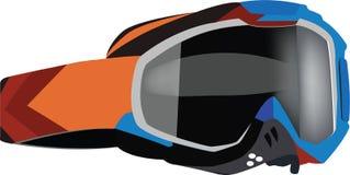 Ski sport sunglasses Stock Image