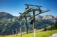 Free Ski Station In Summer Stock Photo - 66442040