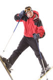 Ski Suit Stock Photography