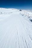 Ski Trail Royalty Free Stock Image