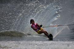 Ski-u. Spur-Meisterschaften 2014 Putrajayas Nautique Stockbild