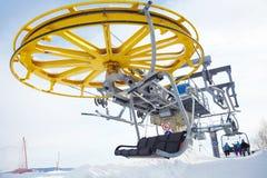 Ski Vacation Imágenes de archivo libres de regalías