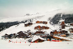 Ski Village Stock Images