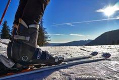 Ski Royalty Free Stock Photos