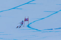 SKI WORLD CUP Stock Photography