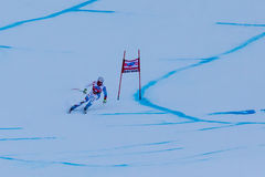 SKI WORLD CUP Royalty Free Stock Photo