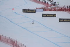 Ski World Cup St Moritz Stock Photography