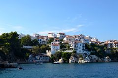 Skiathos Photo stock