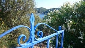 Skiathos de Grécia Imagens de Stock Royalty Free