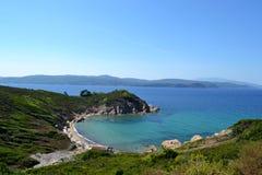 Skiathos, Grèce Photo libre de droits