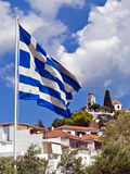 Skiathos, Greece. Skiathos is a small Greek island in the northwest Aegean Sea Royalty Free Stock Photos