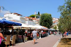Skiathos, Greece. Stock Photos