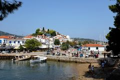 Skiathos, Greece. Stock Images
