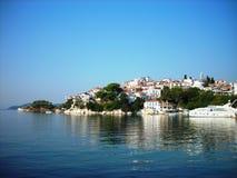 Skiathos, Greece Royalty Free Stock Photos