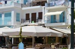 Skiathos Greek Island Street Stock Image