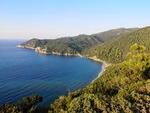 Skiathos, Griekenland stock foto's