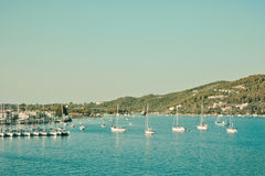 Skiathos Royalty Free Stock Image