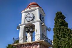 Skiathos island, Greece. Agios Nikolaos church on Skiathos island, Greece royalty free stock photography