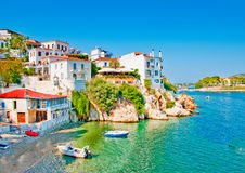 Skiathos island Stock Photo