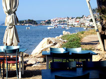 Skiathos town, Skiathos, Greece. Stock Photography